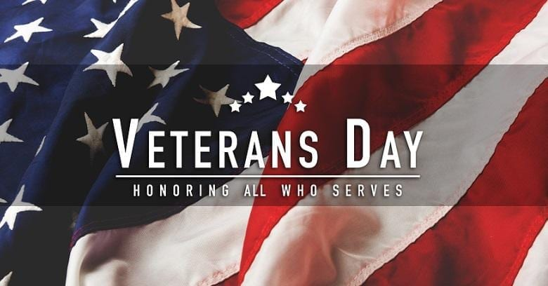 Veterans Day 2020 – What Veterans Can See and Do! | Brazos Valley Cares